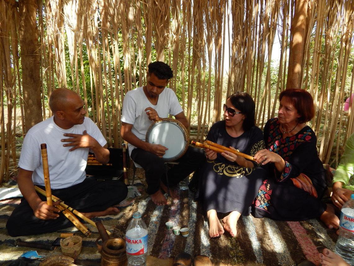 field research oriental dance