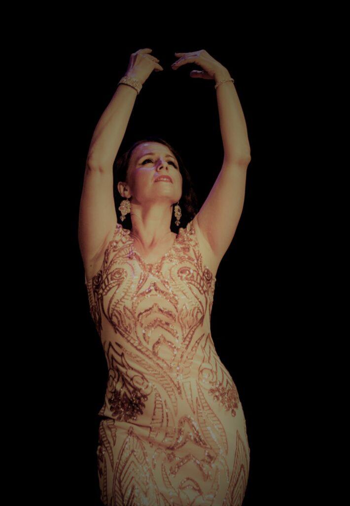 Nataša Kočar - oriental dance teacher